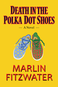 Death in the Polka Dot Shoes: A Novel